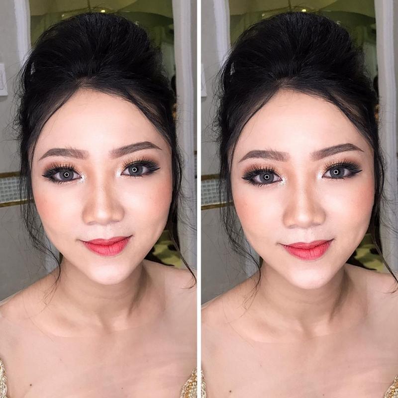 Hieu Chau make up