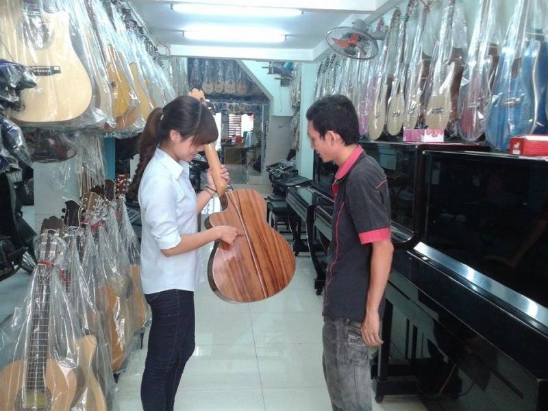 Sơn Ca nhanh chóng trở thành cửa hàng phân phối nhạc cụ uy tín hàng đầu tại Hải