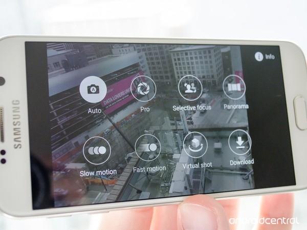 Hiểu rõ chiếc điện thoại của mình, chọn chế độ chụp ảnh phù hợp trong từng trường hợp