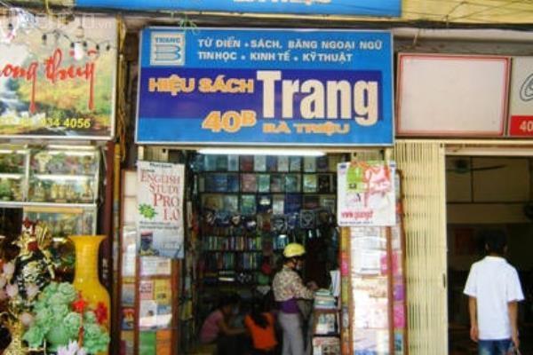 Hieu sach Trang - 40B Bà Triệu, Hà Nội