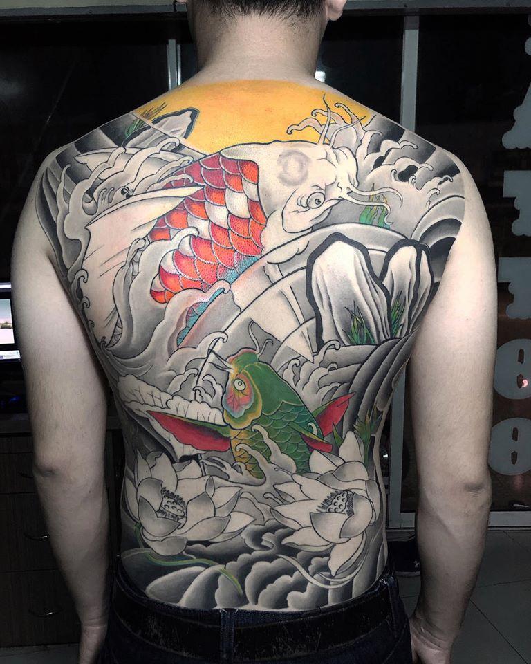 Hiếu Tattoo Studio