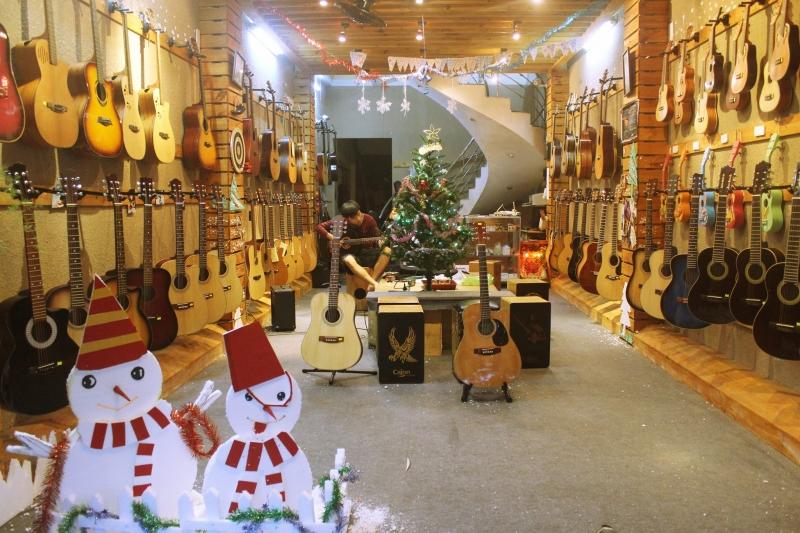 Top 12 cửa hàng nhạc cụ chất lượng tại Đà Nẵng