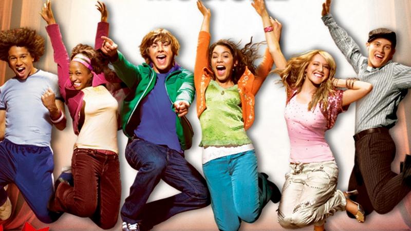 High School Musical - Hội diễn âm nhạc (2006)