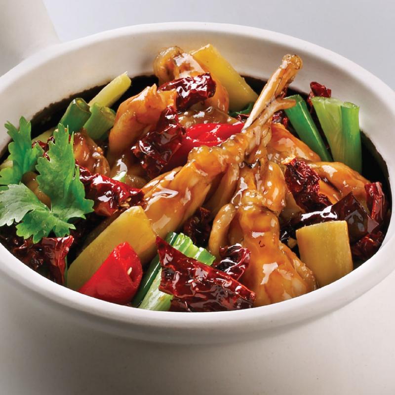 Hill Street - Singapore Cuisine