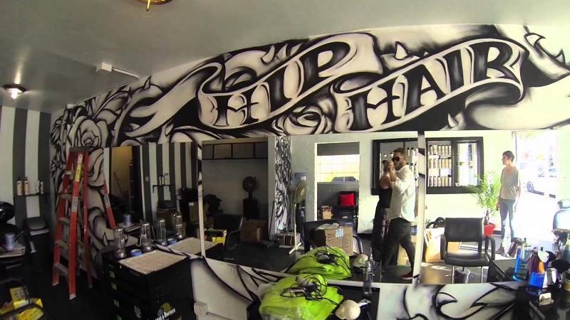 Một góc tại HIP Hair Salon.
