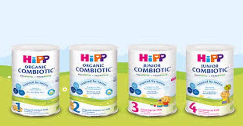 Top 8 thương hiệu sữa bột cho trẻ em được ưa chuộng tại Việt Nam