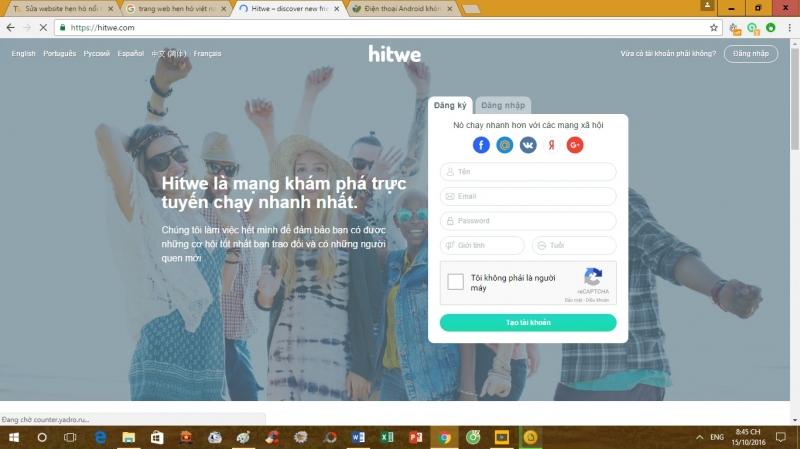 Web Hitwe