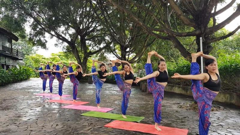 HJ Yoga & Dance Bmt