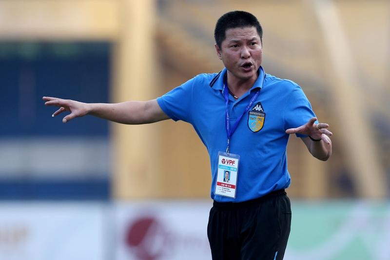 HLV Chu Đình Nghiêm bước đầu tạo nên dấu ấn ở CLB Hà Nội