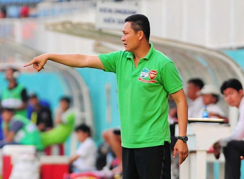 HLV Nguyễn Quốc Tuấn đã phần nào tìm ra được cách chơi phù hợp cho đội bóng phố núi