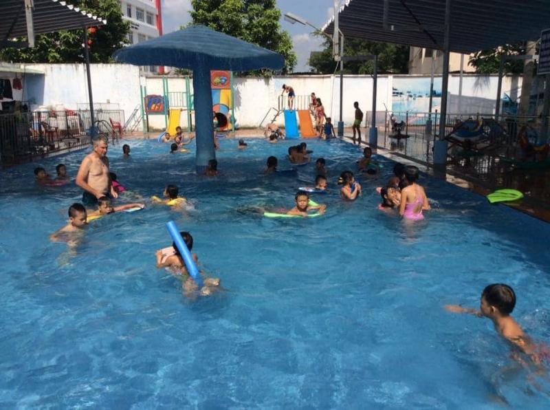 Hồ bơi Công Binh 25