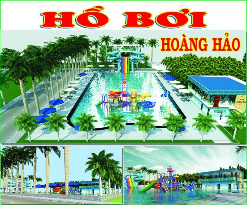 Hồ bơi Hoàng Hảo