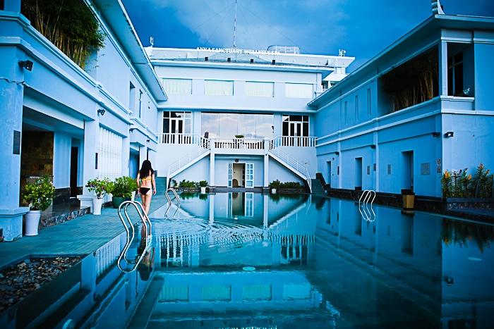 Top 5 hồ bơi ngoài trời nổi tiếng nhất ở TP.HCM