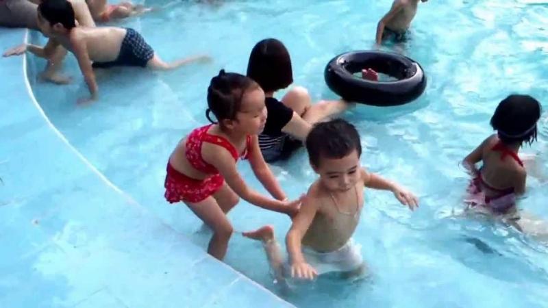 Hồ bơi TTHĐ Thanh Thiếu Niên
