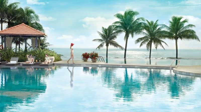 Top 9 Hồ bơi view biển đẹp nhất Vũng Tàu