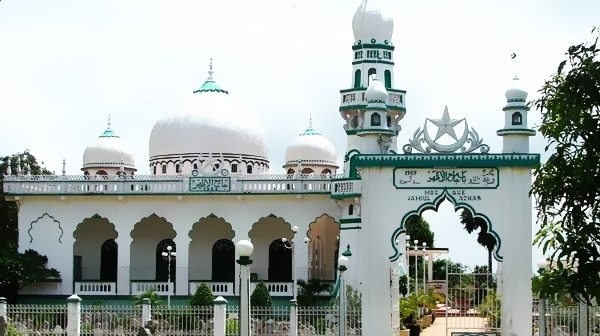 Mosque of Cham people in Chau Giang