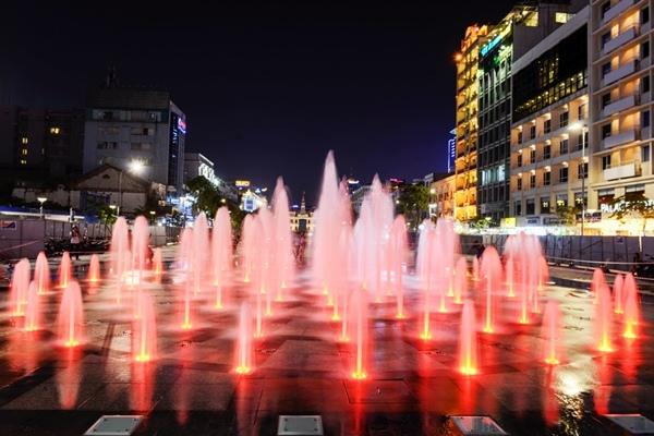Thành phố Hồ Chí Minh - Việt Nam