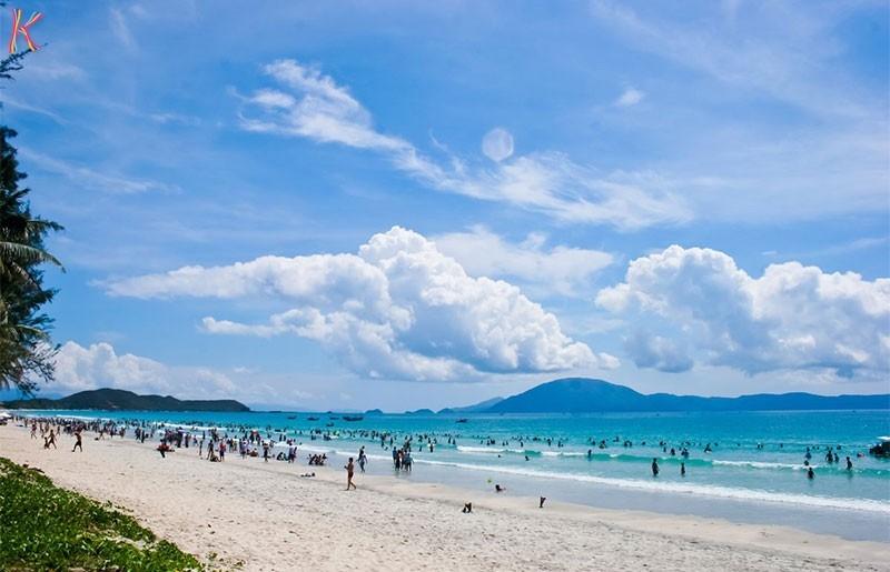 Bãi biển Hồ Cốc, Việt Nam