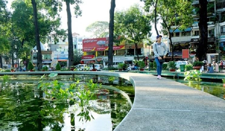 Hồ Con Rùa