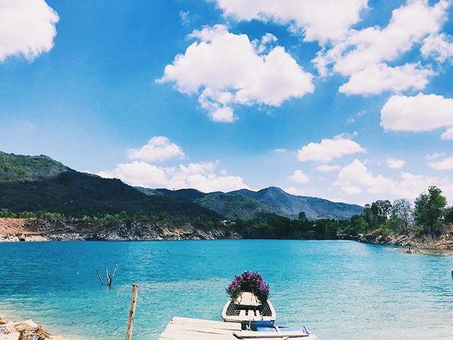 Hồ Đá Xanh - Vũng Tàu