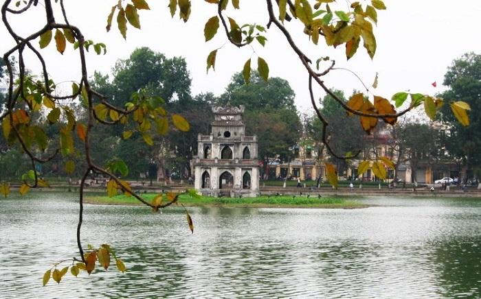 Sword Lake Hanoi