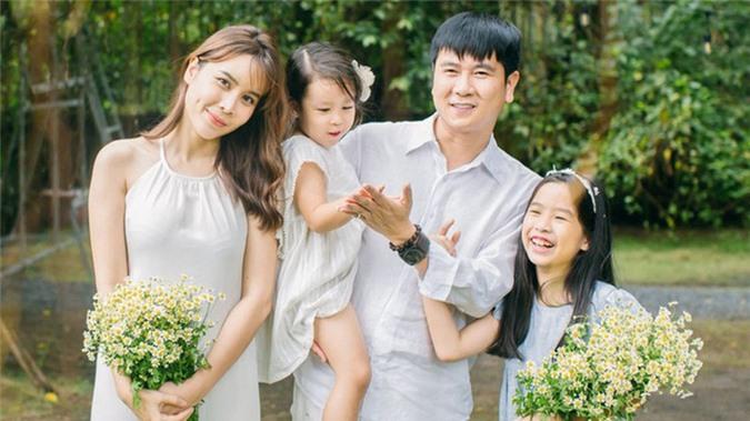 Tổ ấm nhỏ của Hồ Hoài Anh và Lưu Hương Giang