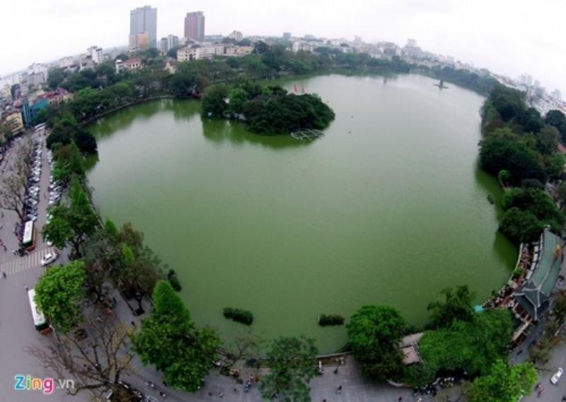 Hồ Gươm - quận Hoàn Kiếm