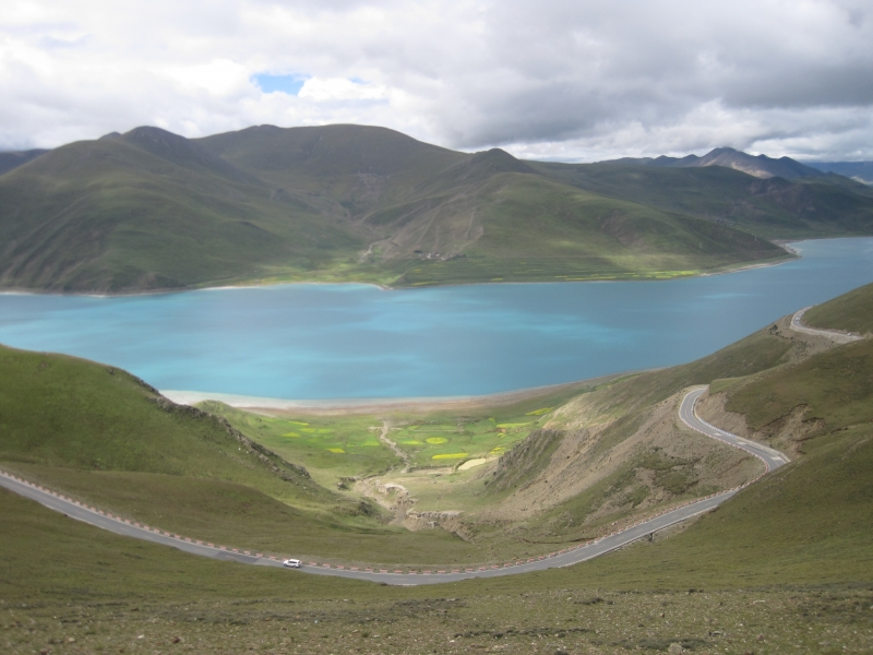 Hồ Lhagba