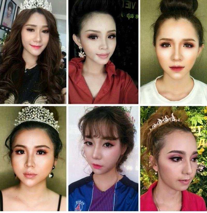 Hồ Liên Make Up