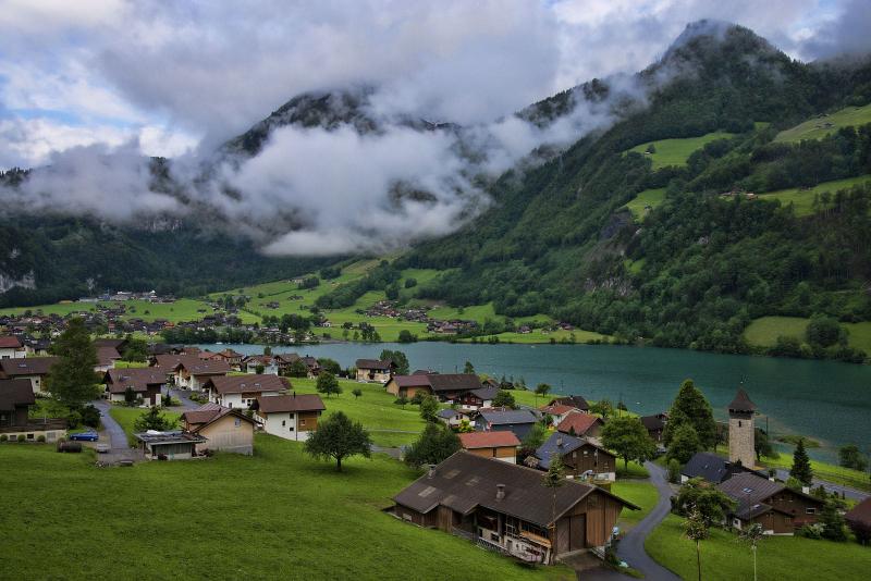 Hồ Lungern ở Obwalden