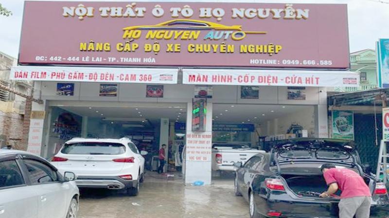 Họ Nguyễn Auto