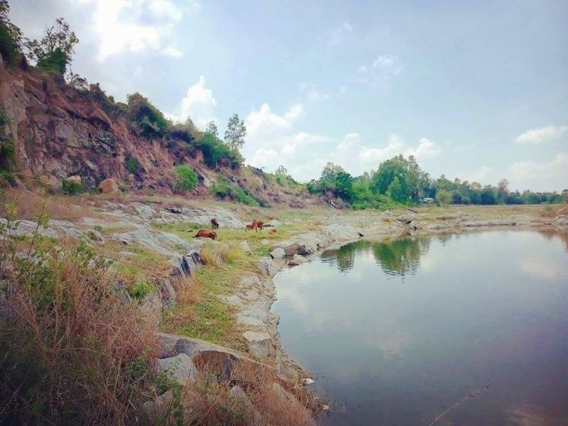 Hồ Đá Cô Tô