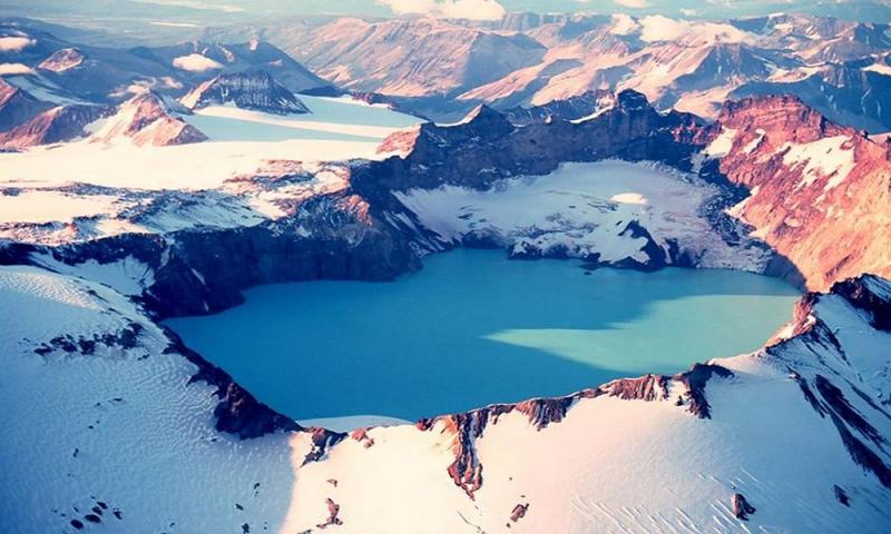 Hồ Pingvallavatn ở Iceland (Ảnh minh họa)