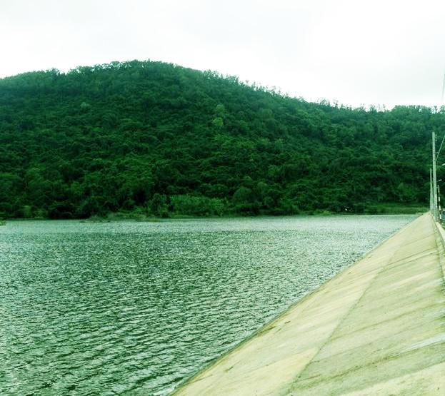 Hồ Soài Chek
