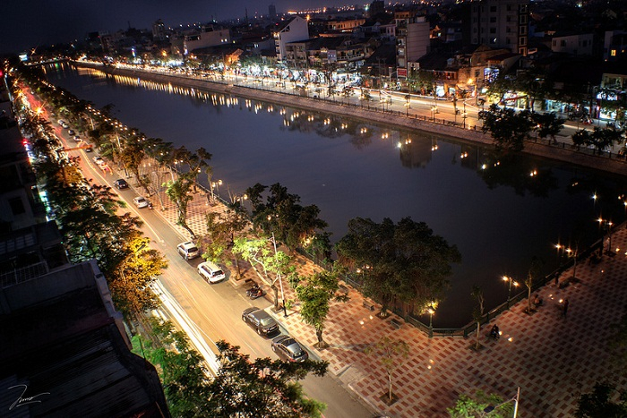 Hồ Tam Bạc