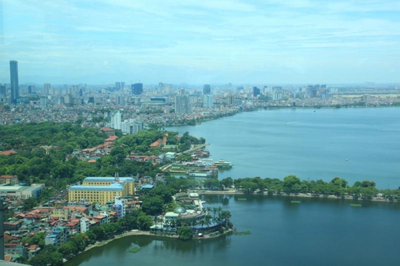 Hồ Tây (Dâm Đàm) - quận Tây Hồ