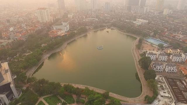 Hồ Thành Công - quận Ba Đình