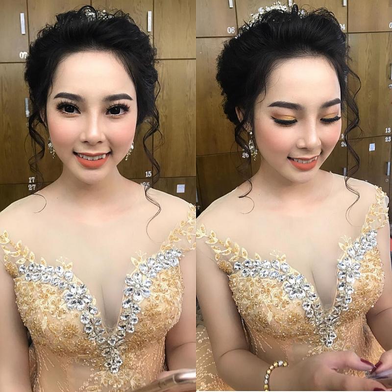 Ho Thi Thanh Make Up (Studio Tú Bí Đỏ)