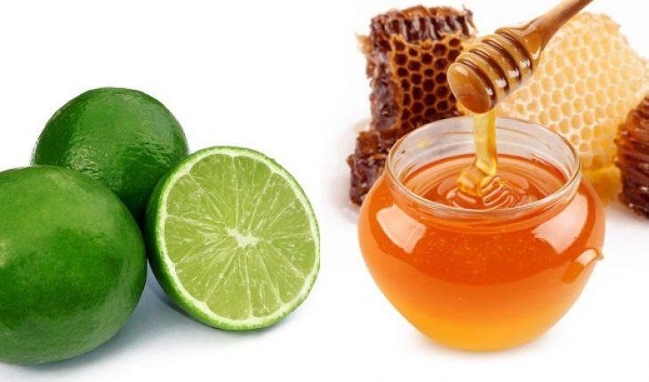 Mật ong và chanh hỗ trợ điều trị hiệu quả