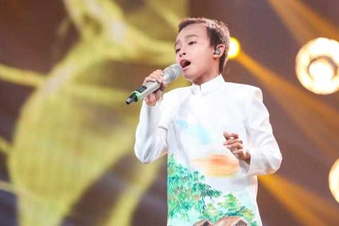 Quán quân Idol Kid