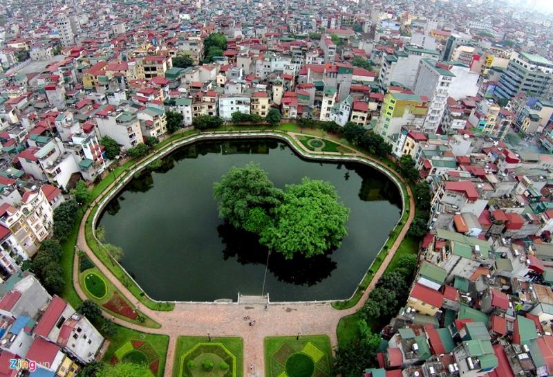 Hồ Văn (Hồ Giám) - quận Đống Đa