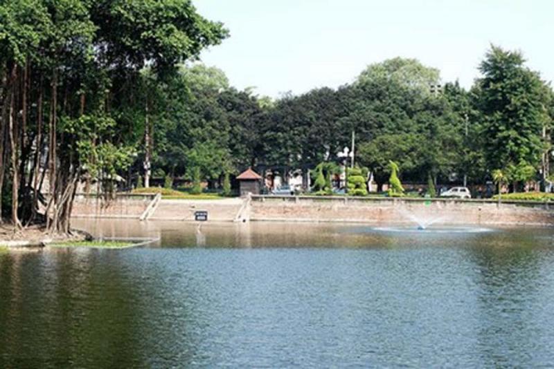 Một góc Hồ Văn