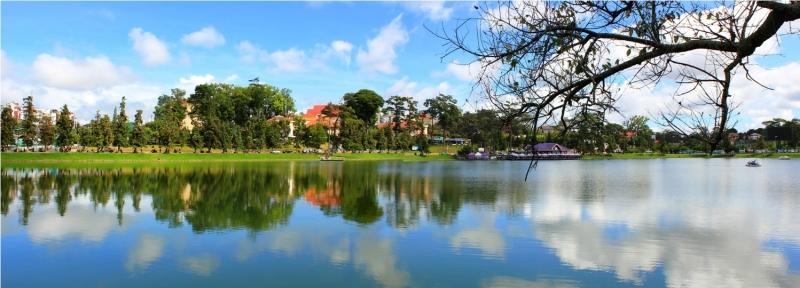 Cảnh đẹp của Hồ Xuân Hương