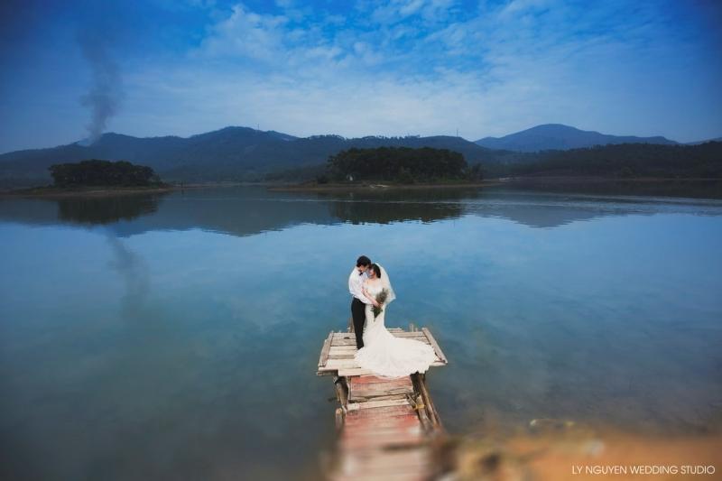 Hồ Yên Trung - Uông Bí
