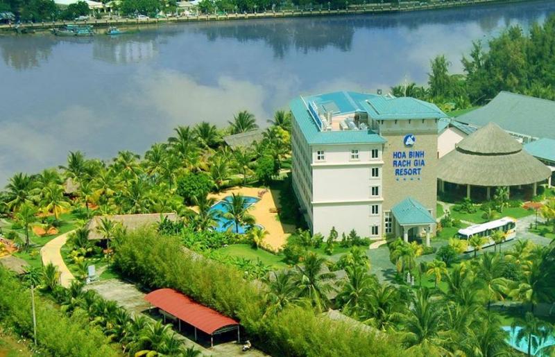 Top 5 Resort có view đẹp nhất Rạch Giá, Kiên Giang