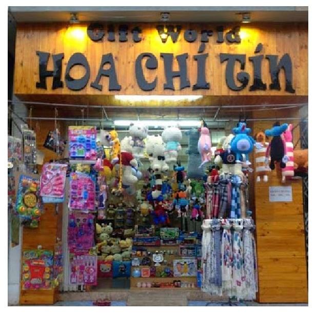 Shop Hoa Chí Tín
