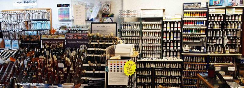 Họa cụ Art Store