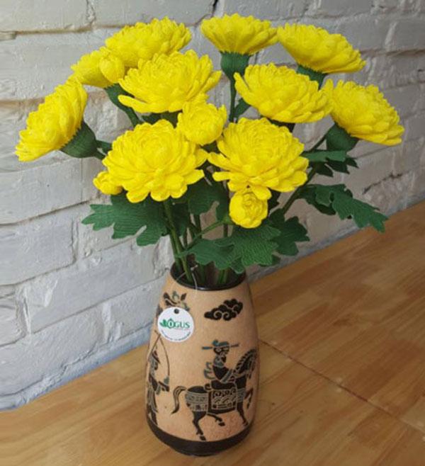 Hoa cúc - Loài hoa phong thủy cho ngày Tết