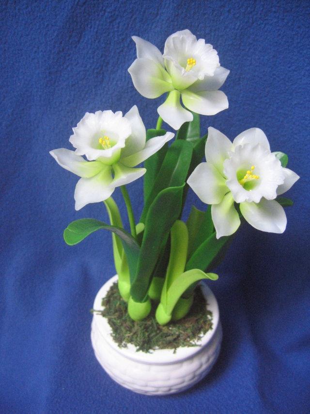 Một sản phẩm của cửa hàng hoa đất Thủy Tiên