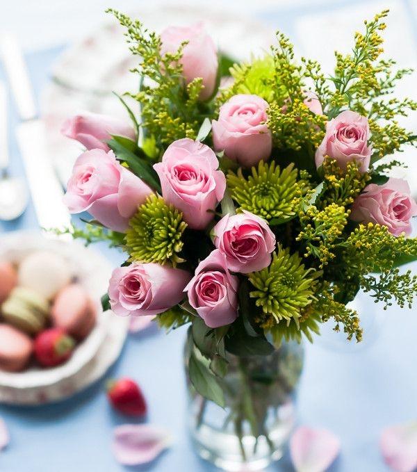 Mẹo giữ hoa tươi cho dịp tết